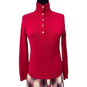 LRL Lauren Jeans Co. Ralph Lauren Sweater Size Med
